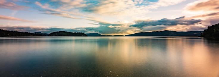 Swifts Bay, Lopez Island WA, 16 March 2016 Sony A7Rii + Canon TS-E 24mm/3.5 20s @ f/11 iso 100 (3 shot shift-stich pano)