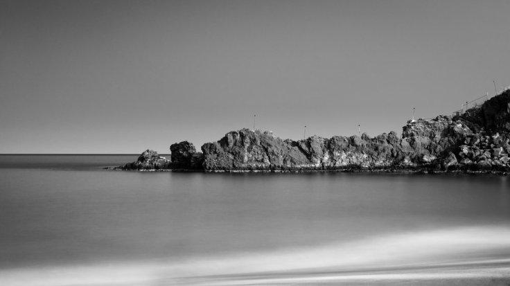 Black Rock Beach Kaanapali Maui Hasselblad X1D + Xpan Lens