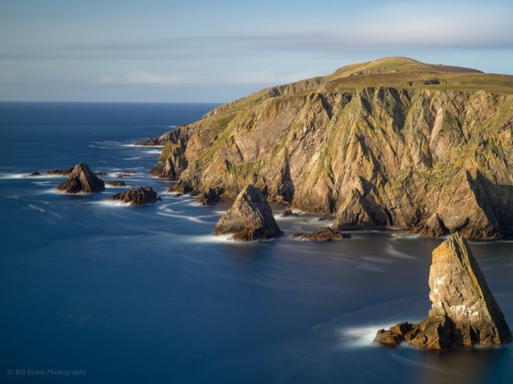 Lang Cole, Swaabi Cole and Sea Stacks
