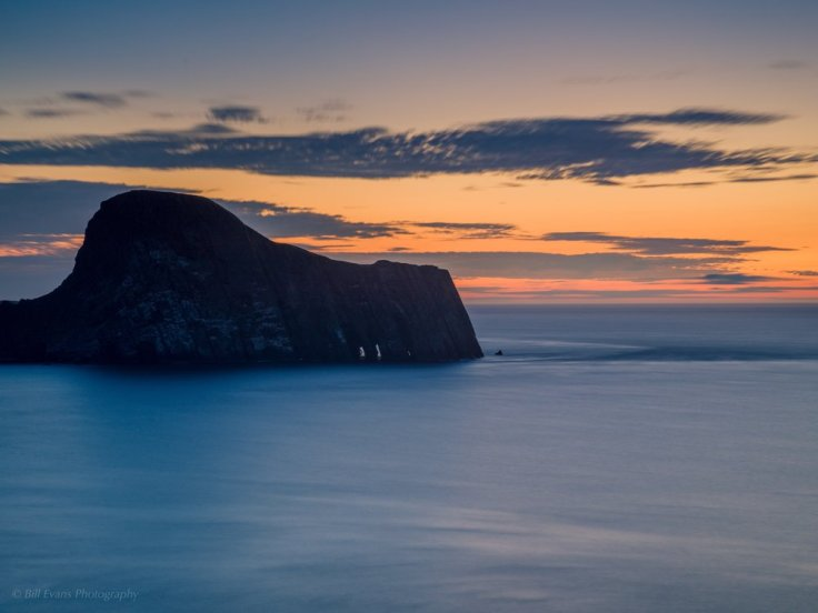 Sheep Rock - Fair Isle