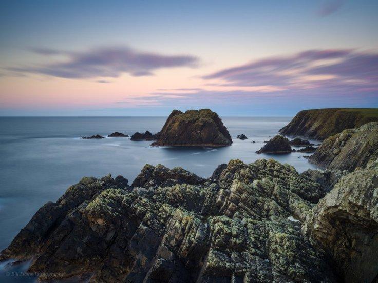 Sea Stacks - Fair Isle