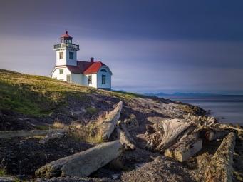 Patos Island San Juan Islands - Washington